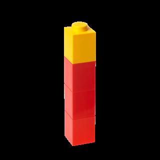 Imagen de Lego Botella Roja