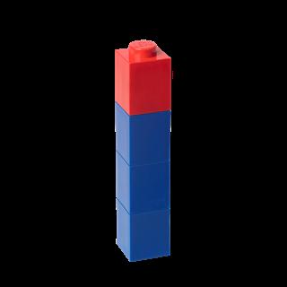 Imagen de Lego Botella Azul