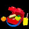 Imagen de Lego Lonchera con Manija
