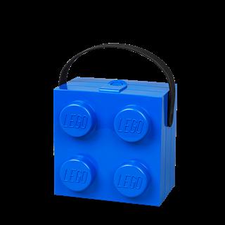Imagen de Lego Lonchera con Manija Azul