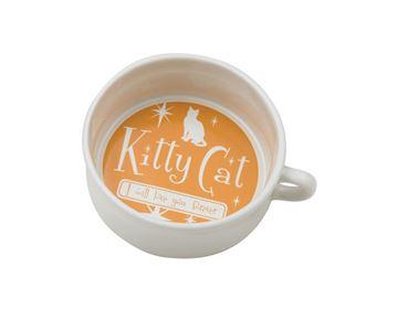 Imagen de Bowl Cerámica Gato Naranja (Kitty Cat)