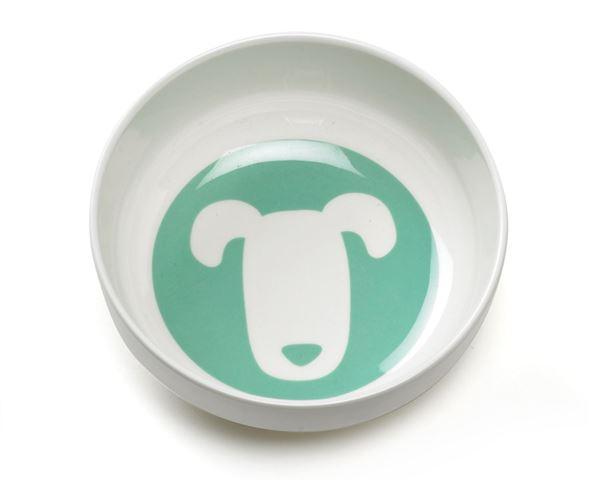 Imagen de Bowl Shadow Perro (Verde Agua)
