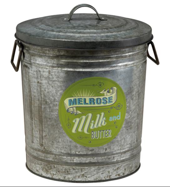 """Imagen de Lata para alimento """"Melrose Milk"""" (perro o gato)"""