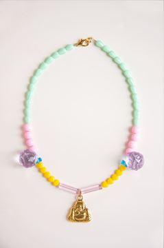 "Imagen de Collar ""Buda de Luz"""